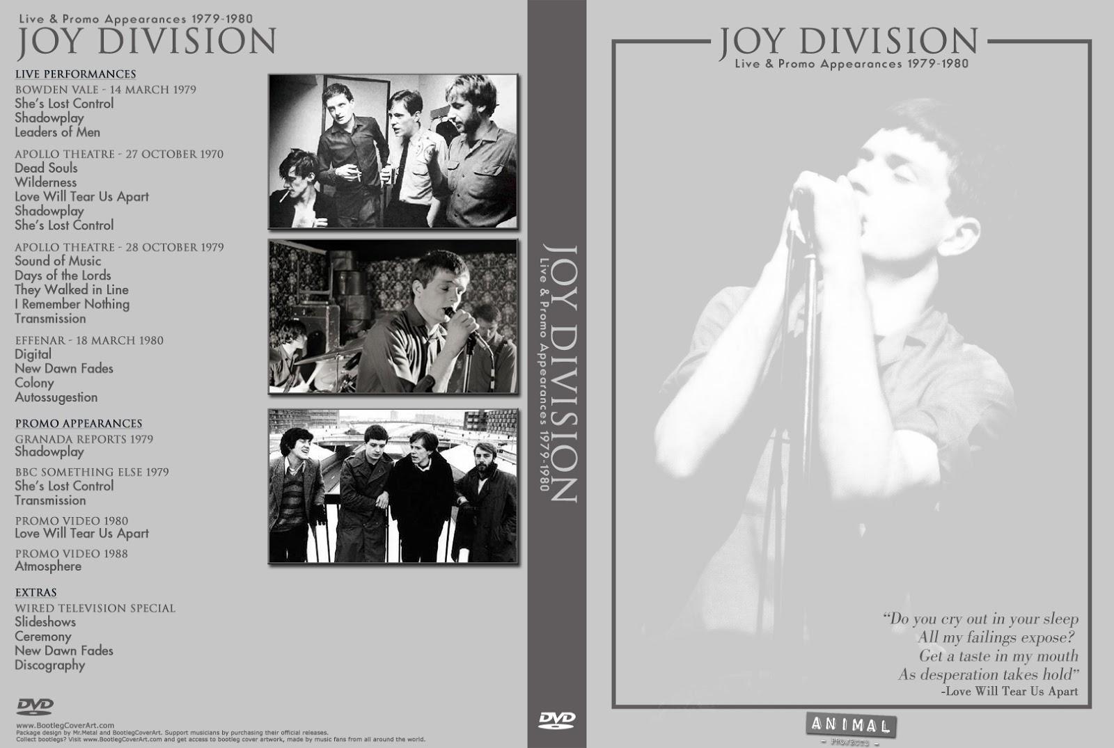 T.U.B.E.: Joy Division - 1979-1980 - Live and Promo Appearances ...